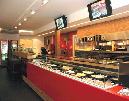 Cafetaria design in Haaksbergen | Herman de Jong Architectuur ...