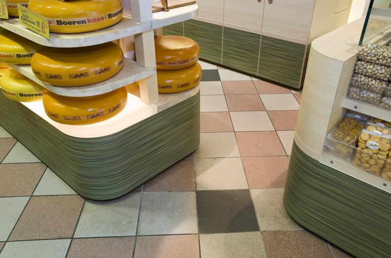 Design kaas noten en tapas shop
