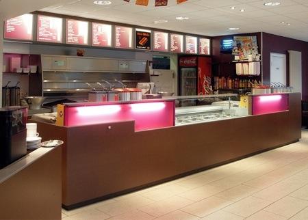 Cafetaria design in Peer | Herman de Jong Architectuur & Interieur