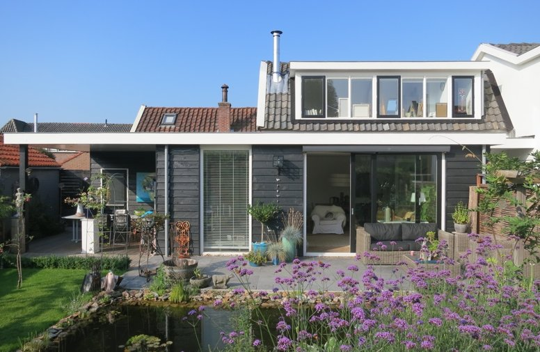 Aanpassen en uitbreiden woonhuis