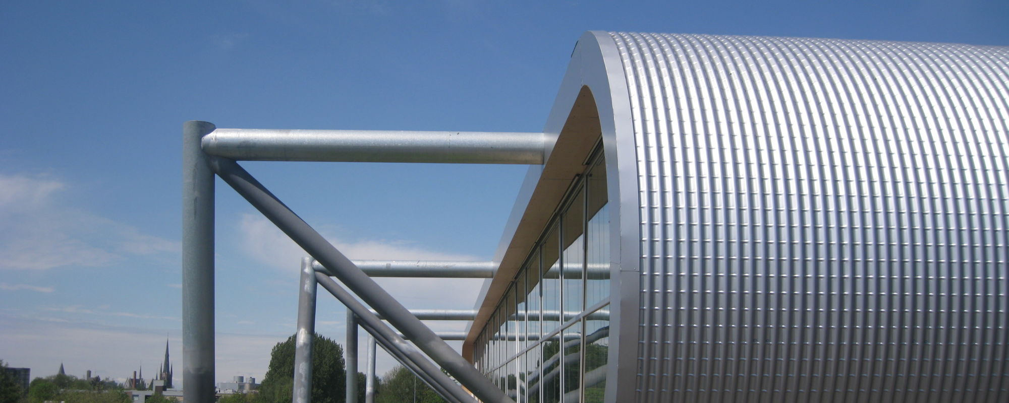 Uitbreiding van de Zwerfkei Outdoor & Travel centre