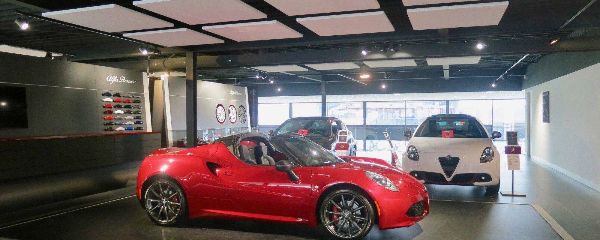 Presentatie Alfa Romeo